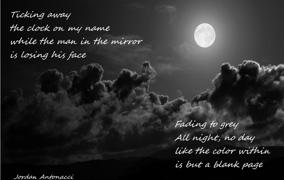 blog poem