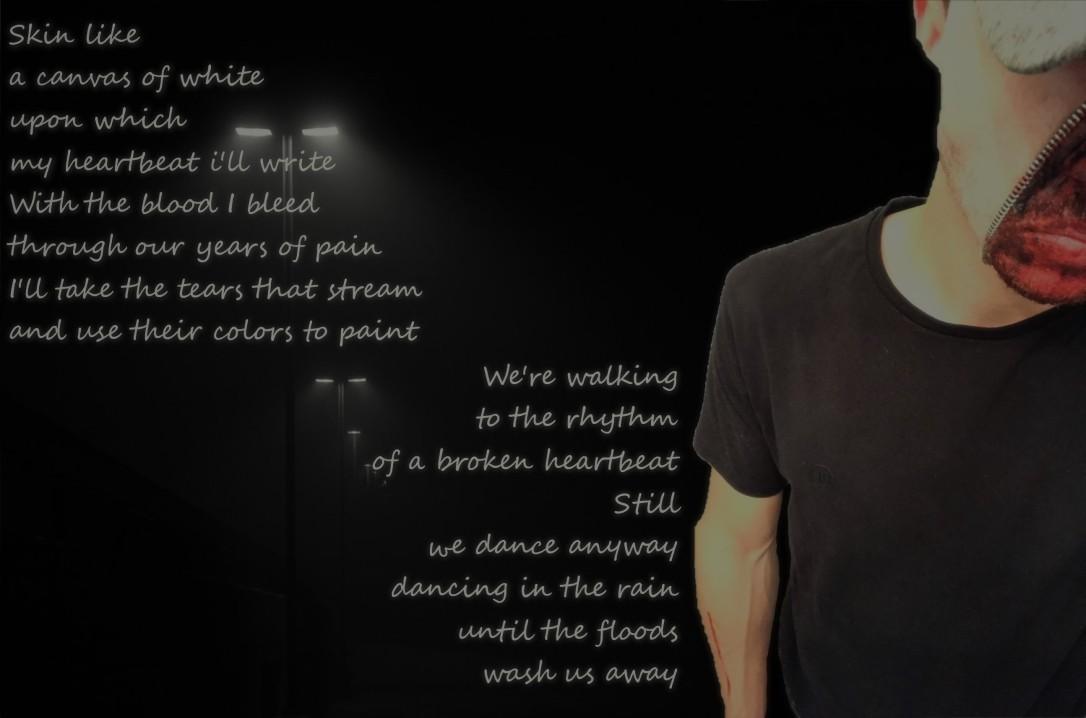 broken heartbeat poem