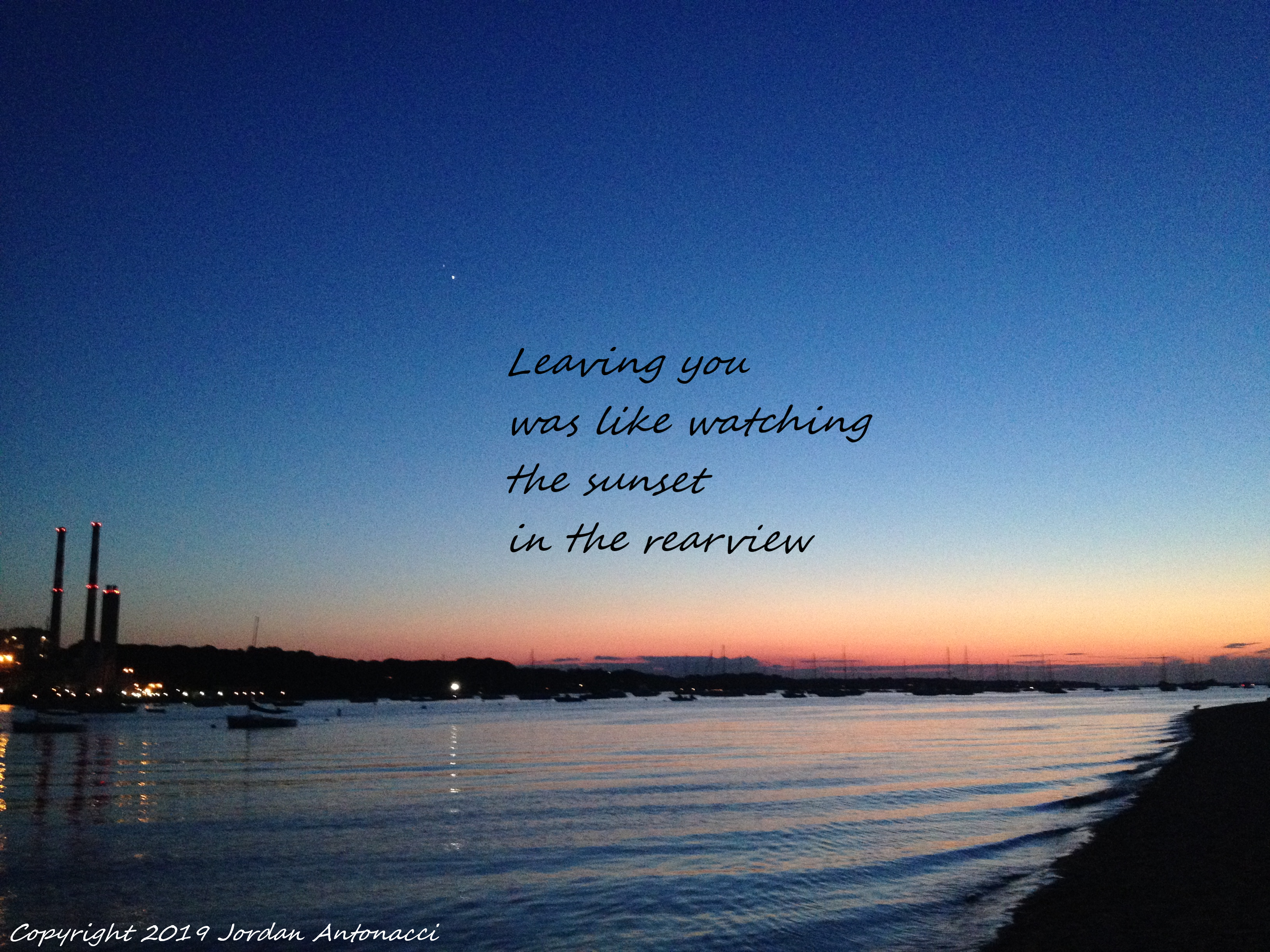 Leaving You | micropoetry