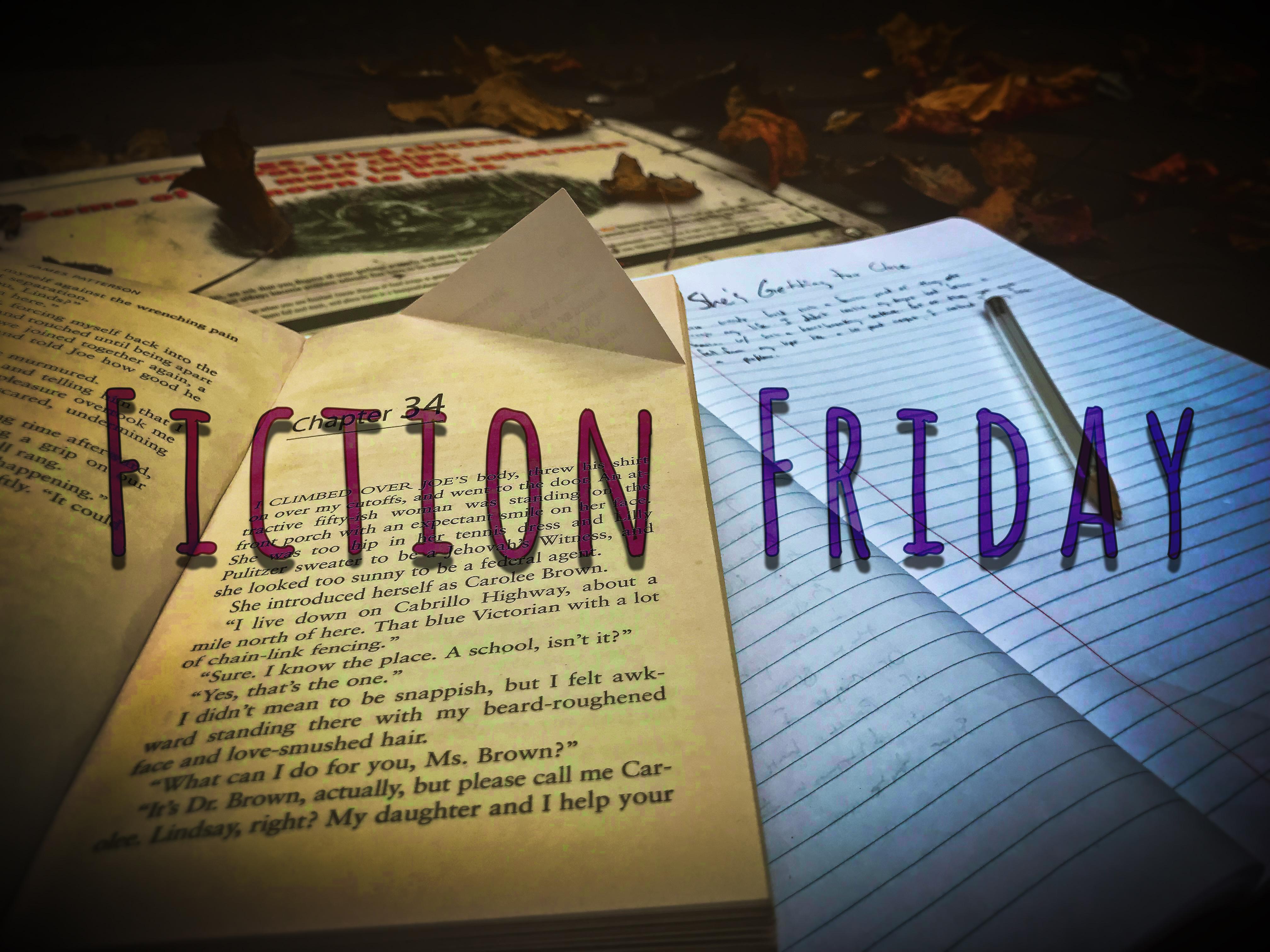 """Fiction Friday: """"Patient 313"""" Pt. 1"""